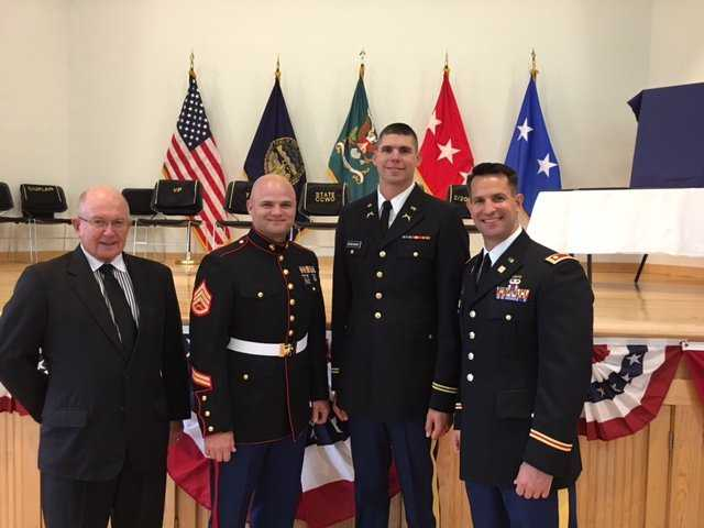 Officer Candidate Class 59 Commissioning Ceremony