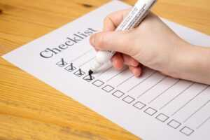 Checking off the best way to appeal a VA disability claim